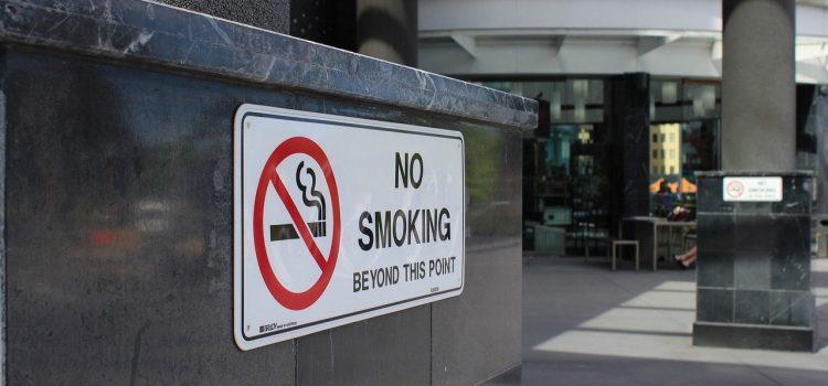 arrêter de fumer de la cigarette