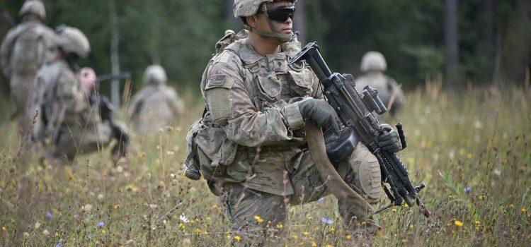 kit de survie militaire